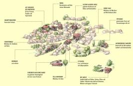 Dürnau Dorfplan